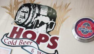 Hops Cold Beer & Wine